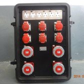 400 Amp rubber db 2